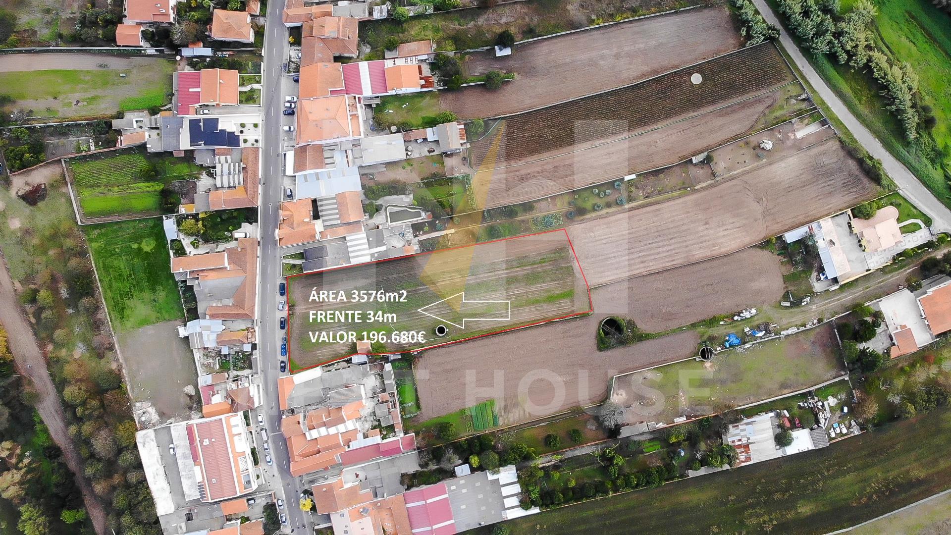 Terreno 5min Centro Aveiro, 34m fr  - Aveiro, Aradas