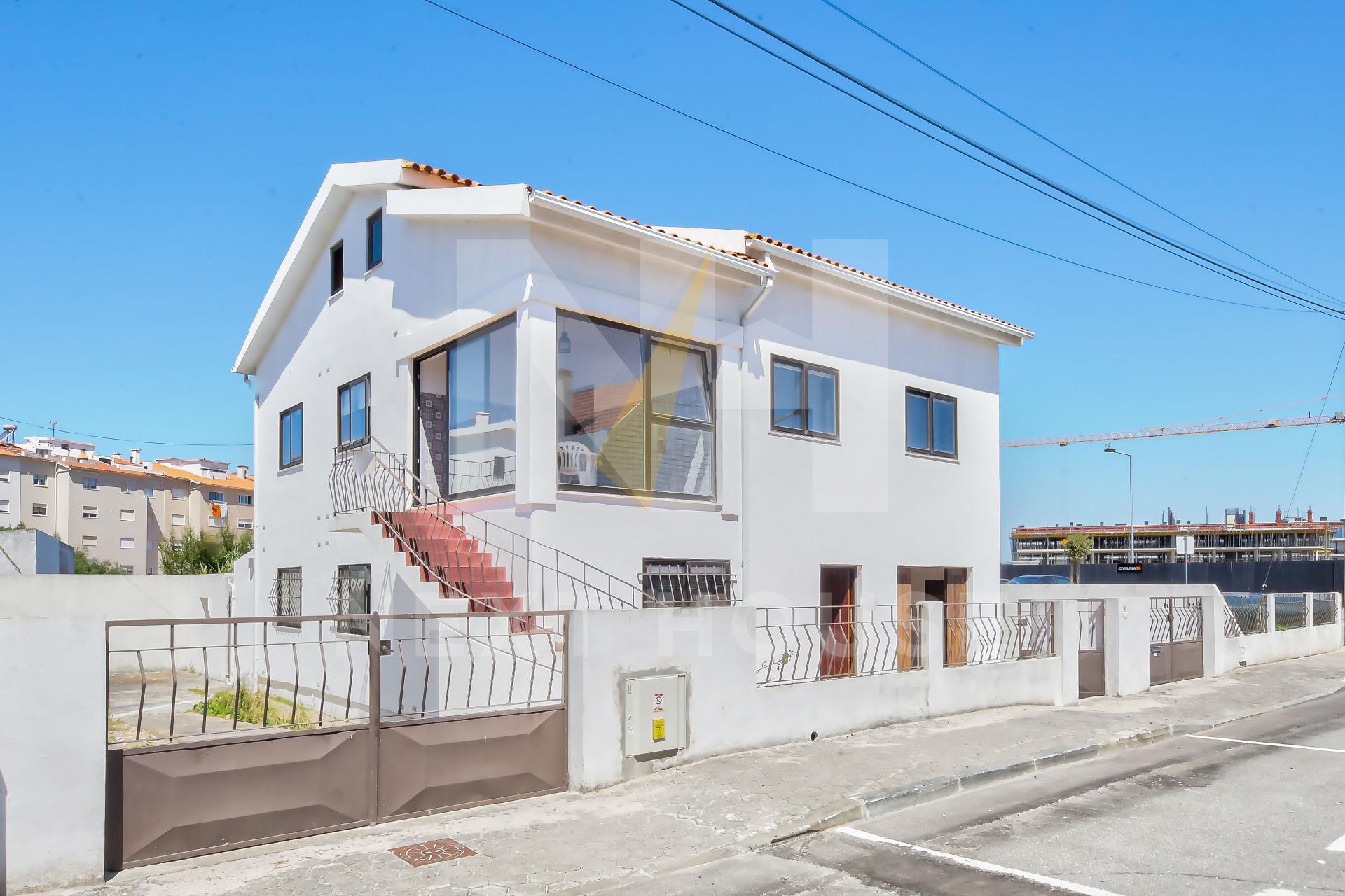 T5_garagem_jardim_Praia da Barra  - Ílhavo, Gafanha Da Nazaré