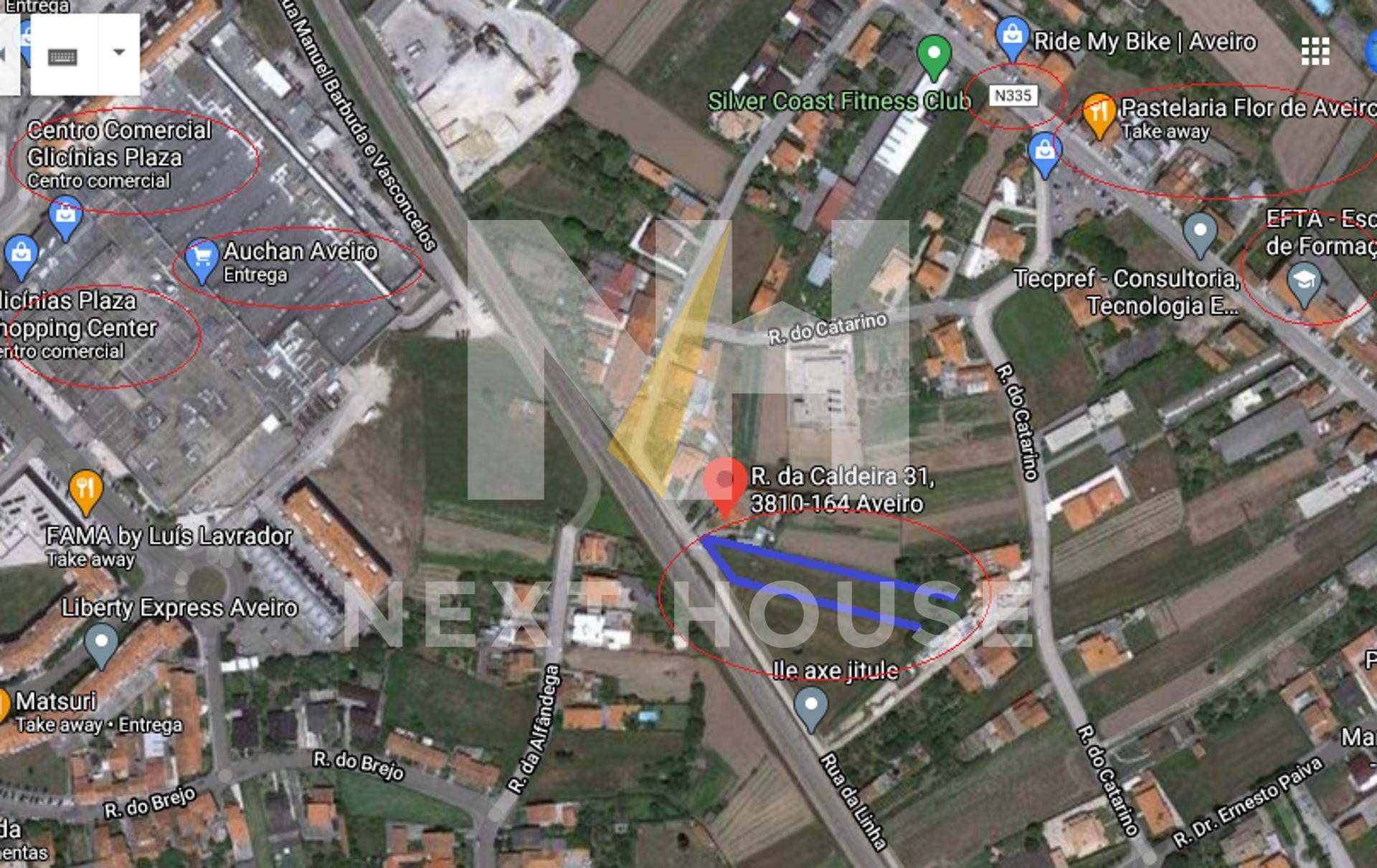 Terreno a 3min Universidade Aveiro  - Aveiro, Aradas