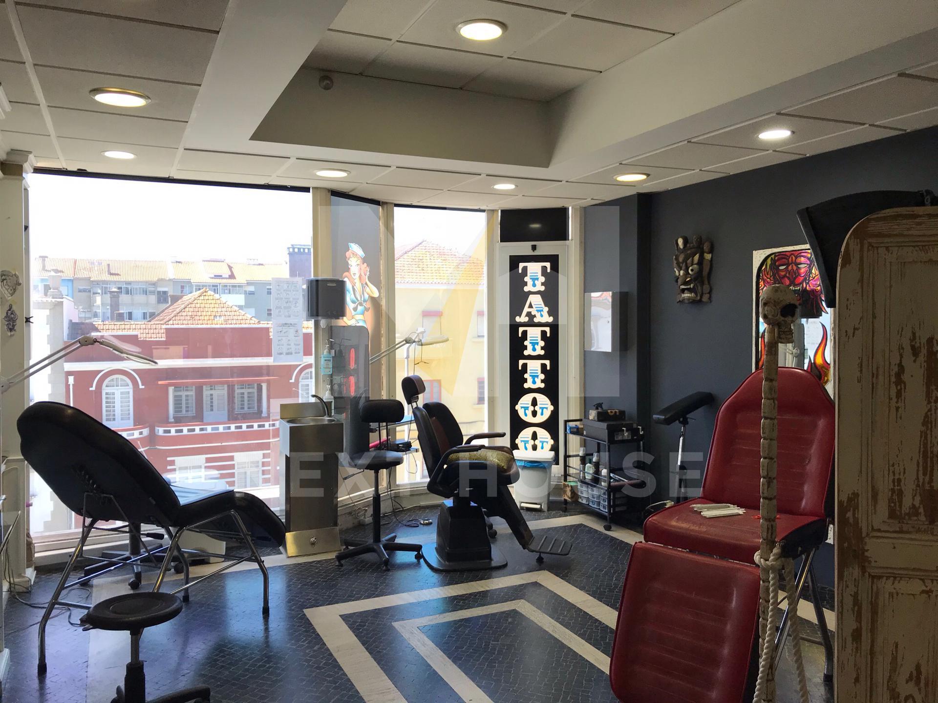 Trespasse Estúdio Tatuagem Aveiro  - Aveiro, UDF De Glória E Vera Cruz